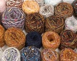 Custom Blends Please note that skein weight information given for this lot is average. Brand Ice Yarns, fnt2-56260