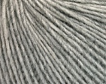 Fiber Content 50% Acrylic, 50% Wool, Brand Ice Yarns, Grey, Yarn Thickness 3 Light  DK, Light, Worsted, fnt2-56270