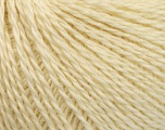 Fiber Content 70% SuperKid Mohair, 30% Extrafine Merino Wool, Brand Ice Yarns, Cream, fnt2-56306