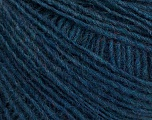 Fiber Content 50% Acrylic, 50% Wool, Turquoise, Brand ICE, Yarn Thickness 2 Fine  Sport, Baby, fnt2-56492