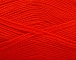Fiber Content 100% Acrylic, Brand ICE, Dark Orange, Yarn Thickness 3 Light  DK, Light, Worsted, fnt2-56564