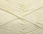 Fiber Content 50% Bamboo, 50% Acrylic, Brand ICE, Ecru, Yarn Thickness 2 Fine  Sport, Baby, fnt2-56574