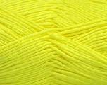 Fiber Content 50% Bamboo, 50% Acrylic, Neon Green, Brand ICE, Yarn Thickness 2 Fine  Sport, Baby, fnt2-56576