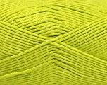 Fiber Content 50% Bamboo, 50% Acrylic, Light Green, Brand ICE, Yarn Thickness 2 Fine  Sport, Baby, fnt2-56577