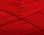 Fiber Content 50% Acrylic, 50% Bamboo, Red, Brand ICE, Yarn Thickness 2 Fine  Sport, Baby, fnt2-56580