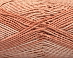 Fiber Content 100% Mercerised Cotton, Light Brown, Brand ICE, Yarn Thickness 2 Fine  Sport, Baby, fnt2-56595