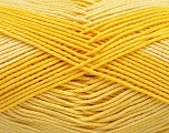 Fiber Content 100% Mercerised Cotton, Yellow, Brand ICE, Yarn Thickness 2 Fine  Sport, Baby, fnt2-56597