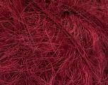 Fiber Content 100% Polyamide, Brand ICE, Burgundy, Yarn Thickness 4 Medium  Worsted, Afghan, Aran, fnt2-56613