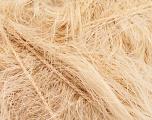 Fiber Content 100% Polyamide, Brand ICE, Dark Cream, Yarn Thickness 4 Medium  Worsted, Afghan, Aran, fnt2-56618