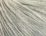 Fiber Content 78% Superwash Extrafine Merino Wool, 22% Polyamide, Light Grey Melange, Brand ICE, Yarn Thickness 2 Fine  Sport, Baby, fnt2-56625