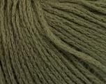 Fiber Content 78% Superwash Extrafine Merino Wool, 22% Polyamide, Khaki, Brand ICE, Yarn Thickness 2 Fine  Sport, Baby, fnt2-56628