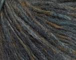 Fiber Content 44% Baby Alpaca, 34% Polyamide, 22% Merino Wool, Brand ICE, Dark Grey, Yarn Thickness 2 Fine  Sport, Baby, fnt2-56633