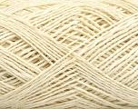 Fiber Content 40% Extrafine Merino Wool, 30% Silk, 30% Linen, Brand ICE, Cream, fnt2-56652