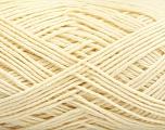 Fiber Content 50% Organic Cotton, 50% OrganicWool, Brand ICE, Cream, fnt2-56653