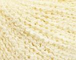 Fiber Content 60% Virgin Wool, 28% Polyamide, 12% Viscose, Brand ICE, Cream, fnt2-56661