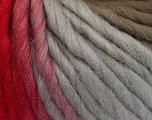 Fiber Content 100% Wool, Red, Brand ICE, Grey, Camel, Yarn Thickness 5 Bulky  Chunky, Craft, Rug, fnt2-56674