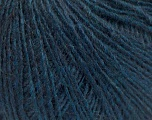 Fiber Content 50% Acrylic, 50% Wool, Navy, Brand ICE, Yarn Thickness 2 Fine  Sport, Baby, fnt2-56685
