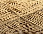 Fiber Content 100% Acrylic, Brand ICE, Cafe Latte, Yarn Thickness 2 Fine  Sport, Baby, fnt2-56702