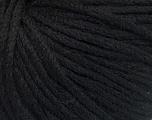 Fiber Content 60% Extrafine Merino Wool, 40% Polyamide, Brand ICE, Black, fnt2-56720