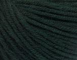 Fiber Content 50% Wool, 50% Acrylic, Brand ICE, Dark Teal, Yarn Thickness 4 Medium  Worsted, Afghan, Aran, fnt2-56740