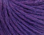 Fiber Content 50% Acrylic, 50% Wool, Lavender, Brand ICE, Yarn Thickness 4 Medium  Worsted, Afghan, Aran, fnt2-56748