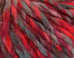 Fiber Content 40% Wool, 35% Acrylic, 25% Polyamide, Red, Brand ICE, Grey, Burgundy, fnt2-56775