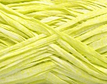 Fiber Content 100% Cotton, White, Neon Yellow, Brand ICE, Yarn Thickness 5 Bulky  Chunky, Craft, Rug, fnt2-56782