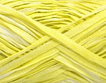 Fiber Content 100% Cotton, White, Neon Yellow, Brand ICE, Yarn Thickness 5 Bulky  Chunky, Craft, Rug, fnt2-56790