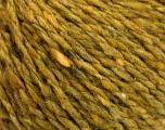 Tweed  Fiber Content 80% Wool, 20% Polyamide, Brand ICE, Green Shades, fnt2-56865