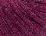 Fiber Content 50% Acrylic, 50% Wool, Brand ICE, Burgundy, Yarn Thickness 4 Medium  Worsted, Afghan, Aran, fnt2-56872