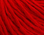Fiber Content 70% Acrylic, 30% Wool, Red, Brand ICE, fnt2-56887