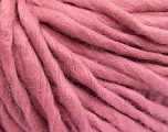 Fiber Content 100% Acrylic, Rose Pink, Brand ICE, Yarn Thickness 6 SuperBulky  Bulky, Roving, fnt2-56904