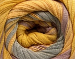 Fiber Content 100% Cotton, Rose Pink, Khaki, Brand ICE, Gold, Yarn Thickness 4 Medium  Worsted, Afghan, Aran, fnt2-56907