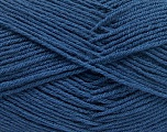 Fiber Content 70% Acrylic, 30% Wool, Brand ICE, Blue, Yarn Thickness 4 Medium  Worsted, Afghan, Aran, fnt2-56921