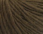 Fasergehalt 50% Acryl, 50% Wolle, Brand ICE, Dark Brown, fnt2-57006