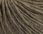 Fasergehalt 50% Wolle, 50% Acryl, Brand ICE, Dark Camel, fnt2-57007