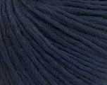 Fasergehalt 50% Wolle, 50% Acryl, Navy, Brand ICE, fnt2-57009