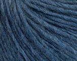 Fasergehalt 50% Acryl, 50% Wolle, Jeans Blue, Brand ICE, fnt2-57010