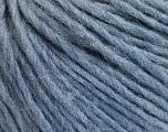 Fasergehalt 50% Wolle, 50% Acryl, Light Blue Melange, Brand ICE, fnt2-57011