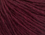 Fasergehalt 50% Wolle, 50% Acryl, Brand ICE, Burgundy, fnt2-57013