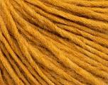 Fasergehalt 50% Wolle, 50% Acryl, Brand ICE, Gold, fnt2-57016
