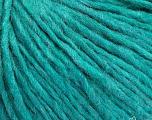 Fasergehalt 50% Wolle, 50% Acryl, Turquoise, Brand ICE, fnt2-57017