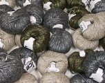 Winter Yarns Please note that skein weight information given for this lot is average. Brand ICE, fnt2-57058