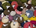 Mohair Types Please note that skein weight information given for this lot is average. Brand ICE, fnt2-57071