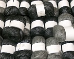 Fancy Yarns Please note that skein weight information given for this lot is average. Brand ICE, fnt2-57075