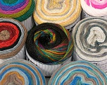 Cakes Yarns Skein weight information given is average Brand ICE, fnt2-57077