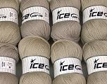 Wool Deluxe  Fasergehalt 100% Wolle, Brand ICE, fnt2-57100