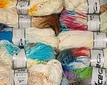 Hand-Dyed Cotton Lase  Fiber Content 100% Cotton, Brand ICE, fnt2-57101