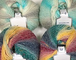 Mirage Color  Fiber Content 50% Acrylic, 50% Wool, Brand ICE, fnt2-57110