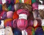Primadonna Glitz  Fiber Content 48% Wool, 48% Acrylic, 4% Metallic Lurex, Brand ICE, fnt2-57116